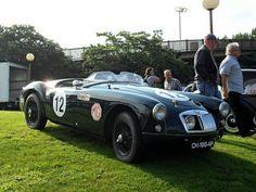 MG mga race car