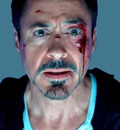 Tony Stark / Iron Man (Robert Downey Jr.) - Iron Man 3
