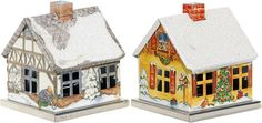 Knox Räucherhaus Winterdesign