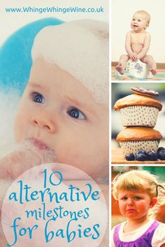 Ten alternative and funny milestone cards for babies - send to your pregnant and new mum friends. Inappropriate milestones, baby milestones and big firsts Parenting Teens, Good Parenting, Parenting Humor, Parenting Hacks, New Mums, Baby Hacks, Baby Tips, Mom Advice, First Time Moms