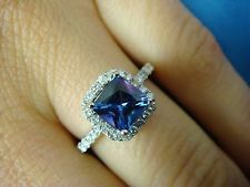 PRINCESS CUT TANZANITE RINGS - Google Search