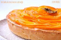 Torta Isabella alla crema di marroni e cachi vaniglia