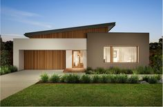 House facade ideas clic modern design ranch home exterior remodel Design Exterior, Roof Design, Facade Design, Modern Exterior, House Roof, Facade House, House Facades, Exterior Remodel, Story House
