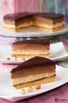 Quick Dessert Recipes, Desserts To Make, Sweet Recipes, Baking Recipes, Cake Recipes, Torte Recepti, Kolaci I Torte, Bajadera Recipe, Brze Torte