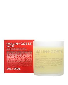 MALIN+GOETZ Neroli Candle | Bloomingdale's