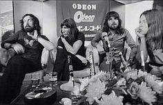 Pink Floyd, Japan, 1972