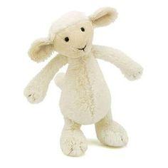 Jellycat Bashfuls 18cm Sheep