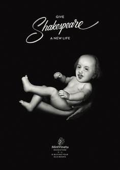 Mint Vinetu - Give Shakespeare a new life