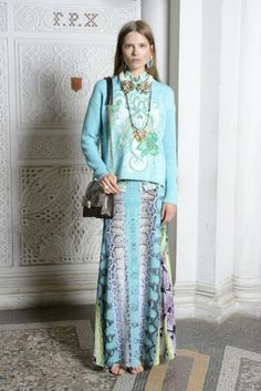 Roberto Cavalli Resort 2014 - Fashion | Popbee