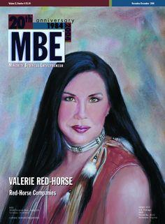 MBE Magazine November 2004 | #EPI #MBEmag #Entrepreneur #Procurement #SupplierDiversity