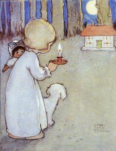 Mabel Lucie Attwell illustration | eBay