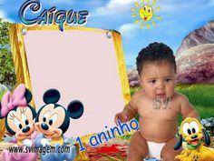 Silmara Vintem Imagem: Baby Disney Menino