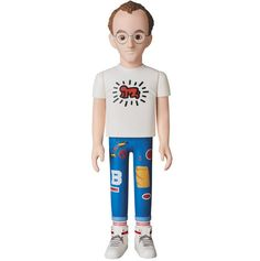 Keith Haring Vinyl Collectible Doll (Feb 2018) #haring #fatsuma #keithharing #vcd #medicom #vinylcollectibledoll #designertoy #awesome #cool #instacool #beautiful #beauty #amazing #love #instalove #fun #art #instagood #collectible #toy #new
