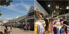 Outlets in New York: Woodbury Commons