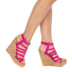 Indyanna Wedge Heel