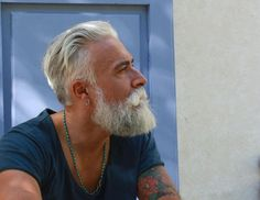 Alessandro Manfredini - elegant, fit and silver: how to RAISE your level of style and joy AFTER age 50 http://lifequalityexaminer.com/raise-happiness-after-age-50/