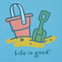 ☮ American Hippie Art Quotes ~ Life is Good .. Beach