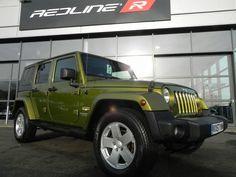 2007 Jeep Wrangler 2.8 CRD Sahara Unlimited £12,000