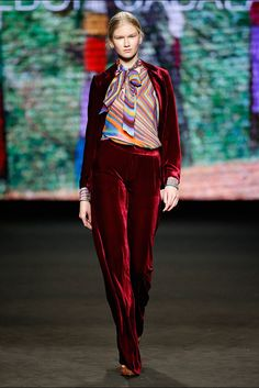 Lebor Gabala. Colección otoño-invierno 2015/2016. 080 Barcelona 080 Barcelona, Fall Winter 2015, Put On, Catwalk, Tweed, Knitwear, Cashmere, Two By Two, Mens Fashion