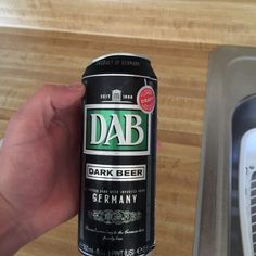 DAB Dark Beer