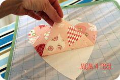 how to cut fabric using Cricut