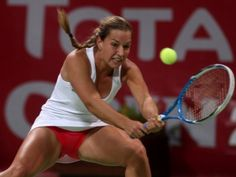 Dominika Cibulková - Slovak tennis player