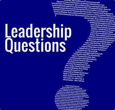 Leadership Questions