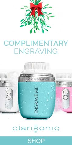 Holiday Gift Shop by Clarisonic. Give the gift of clear skin with our limited edition holiday gift sets. Beauty Tips 101, Beauty Secrets, Beauty Hacks, Beauty Trends, Beauty Ideas, Face Care, Skin Care, Beauty Makeup, Hair Beauty