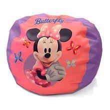 "Disney Minnie Mouse Bean Bag - Idea Nuova - Toys ""R"" Us"