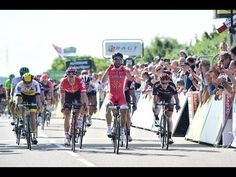 Criterium du Daupnine 2016 Stage 1 Bouhanni wins Contador in Yellow