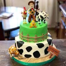 Resultado de imagen para tortas de la granja de zenon 2nd Birthday, Popup, Desserts, Food, Toddler Boy Birthday, Birthday Cakes, Toddler Girls, Home, Farm Birthday Cakes