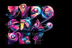 TYPOGRAPHY on Behance