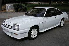 1985 Opel Manta GSi