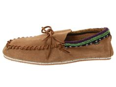 Emerald by Element Prairie - THE coolest moccasins ever