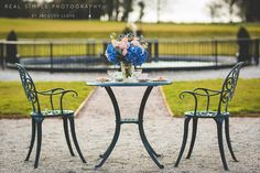 Spring Wedding Theme - Oakley Hall Basingstoke