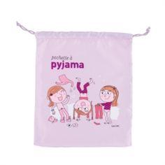 Sac à Pyjama ZEN Club des filles