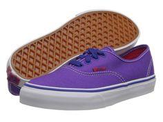 298c770ec7 Vans Authentic Little Big Kids Size 12 Boy Girl Unisex Pansy Surf The Web   VANS
