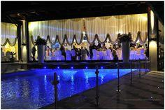 Villa Caribe Restaurant #wedding #matrimoni #amore #pool #piscina #luci #ristorante #love