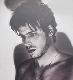 Francois Arnaud. Cesare on The Borgias... Makes me want to be a cougar! LOL!