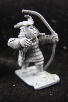 Minifigs - Dungeons & Dragons - hbg7b - Hobgoblin Firing Bow variant