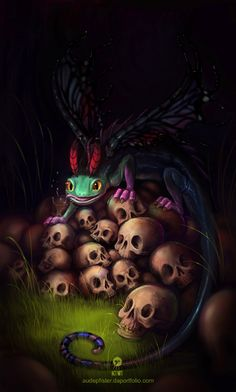 Brightwing by whispersss Heroes of the storm.