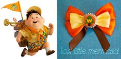"Wilderness Explorer Bow - ""The Wilderness Must Be Explored"""