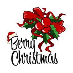 Berry Christmas Art Print by artworkbyjcb Christmas Stickers, Christmas Design, Bowser, Berries, Awesome, Check, Bury, Blackberry, Strawberries