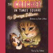 Tucker is a streetwise city mouse. He thought he'd seen it all. But he's never met a cricket before, which really isn't surprising, because, along with his friend Harry Cat, Tucker lives in the very heart of New York City - the Times Square subway station.
