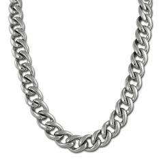 Amello Edelstahl Halskette – Panzerhalskette für Damen Edelstahlschmuck Stainless Steel ESKX18J0 | Your #1 Source for Jewelry and Accessorie...