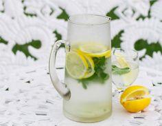 Sumo de Limão com Gengibre para emagrecer