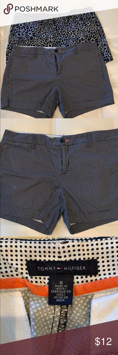 JM Collection Bermuda Walking Shorts No Gap Waist Slimming Cotton Blend