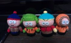 South Park gang
