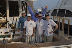 Good times, offshore fishing in Guatemala.