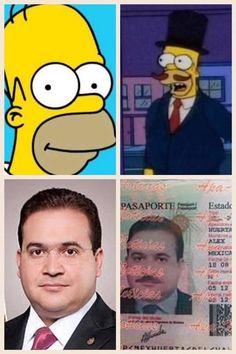 La justicia en México es una broma, pero al menos es una muy chistosa.